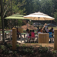 Outdoor Learning Center Grand Opening