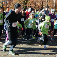 turkey trot and fun run