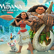 Movie day Moana
