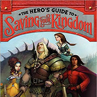 hero's guide to saving kingdom author coming to seth boyden