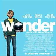 Wonder movie screening