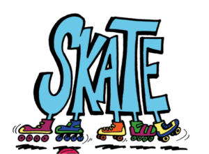 2018 roller skating party