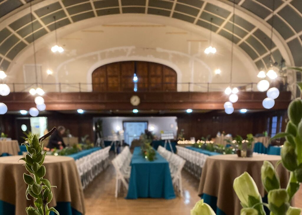 Woodland decorated for 2020 seth boyden auction